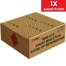 Event Gates Of Detonation NIEUW