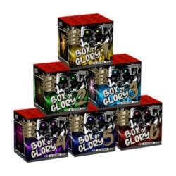 Box of Glory 6-assorted NIEUW
