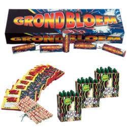 Grond vuurwerk