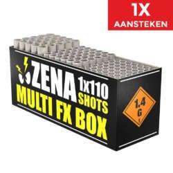 Zena Multi FX Box NIEUW
