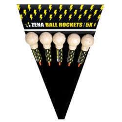 Zena Ball rockets NIEUW