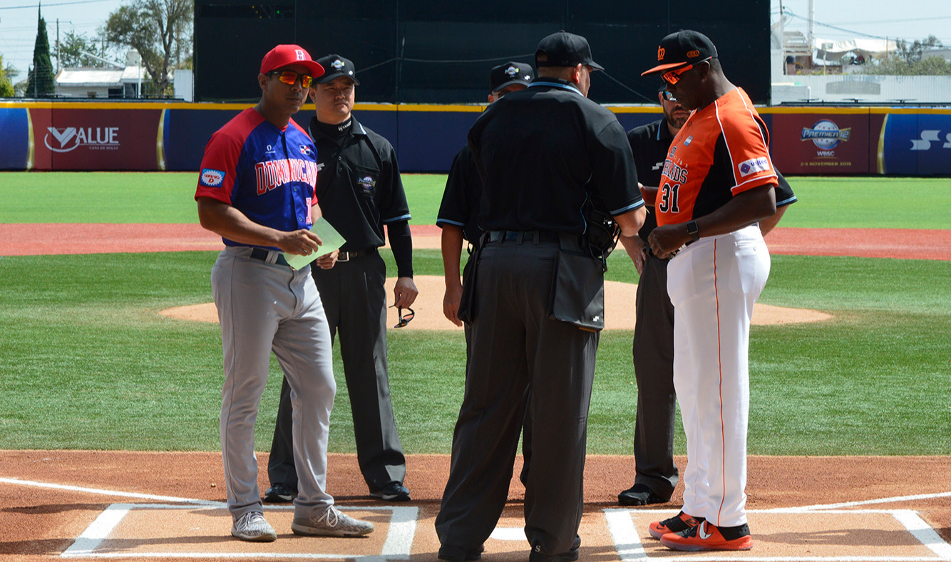 Luis Rojas and Hensley Meulens