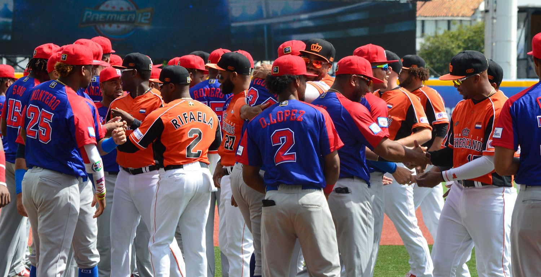 Dominican Republic vs Netherlands
