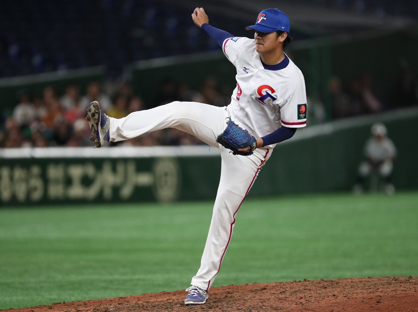 Chinese Taipei bullpen proved masterful in the late innings