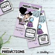 tickets a gratter annonce grossesse predictions