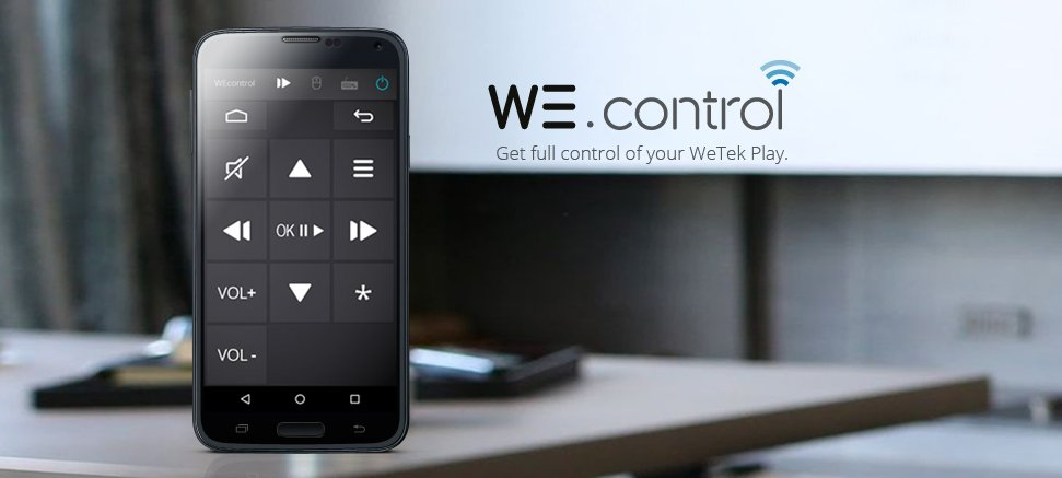 WeControl Android application is online