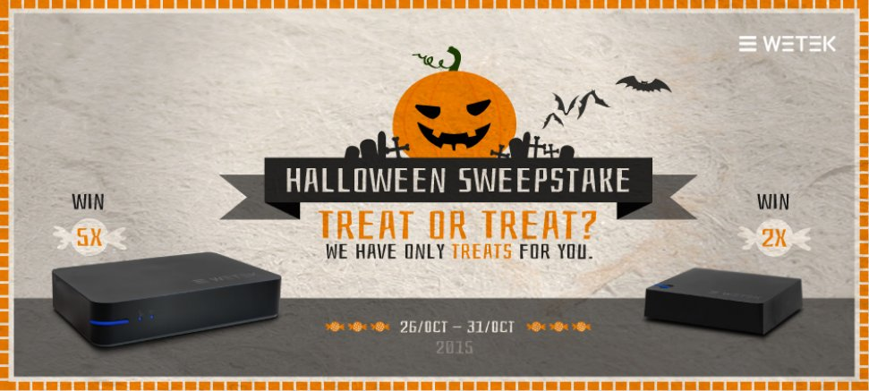 Win 7 Android TV Boxes this Halloween (CLOSED)