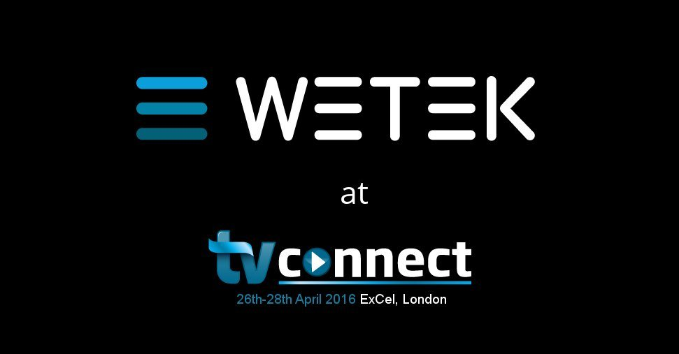 WeTek at TV Connect London
