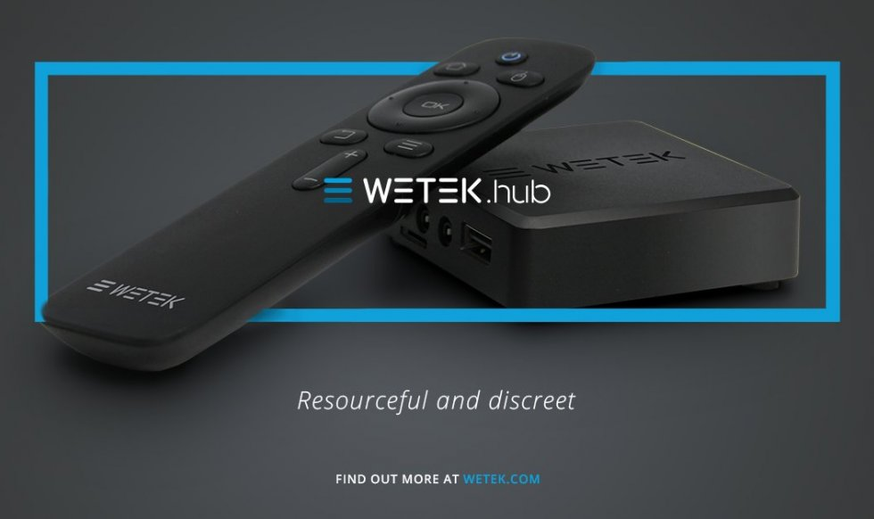 WeTek Hub Up For Pre-order
