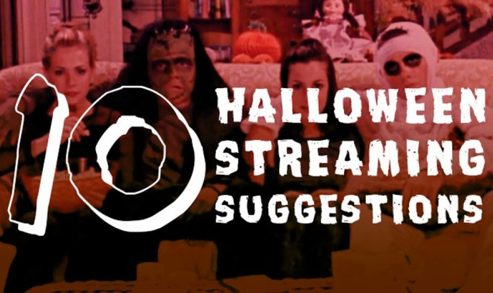 10 Halloween streaming suggestions