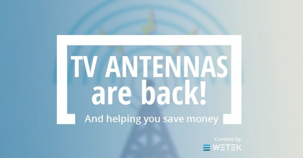 How Cheap TV Antennas Are Helping People Save Money