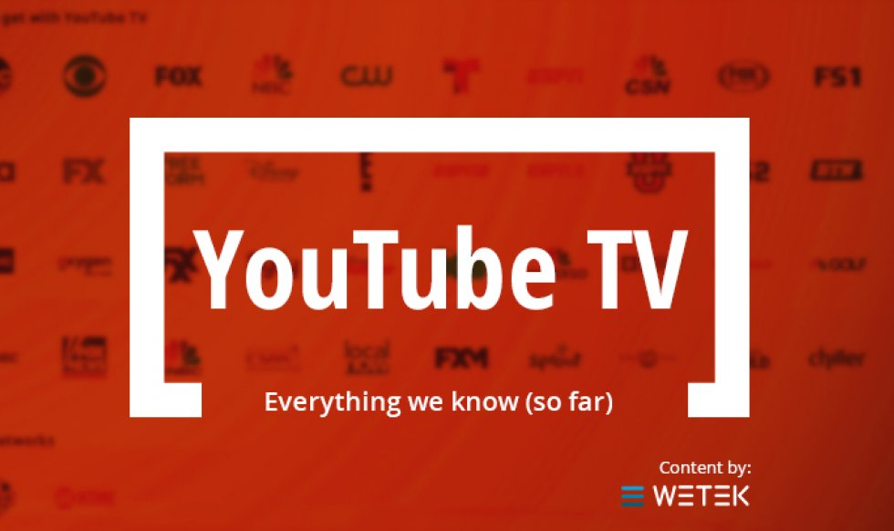 Everything We Know About YouTube TV