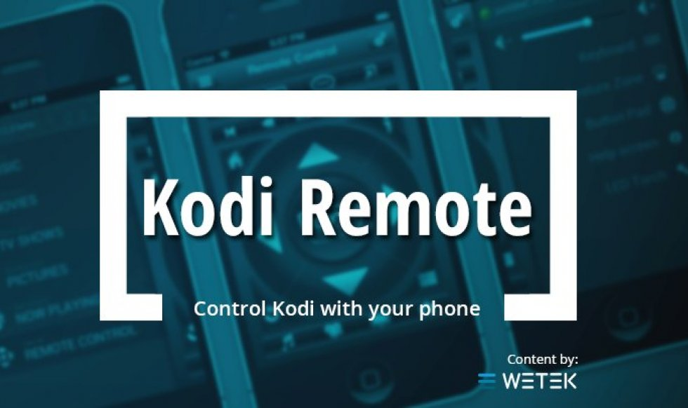 How To Control Kodi On Your Phone