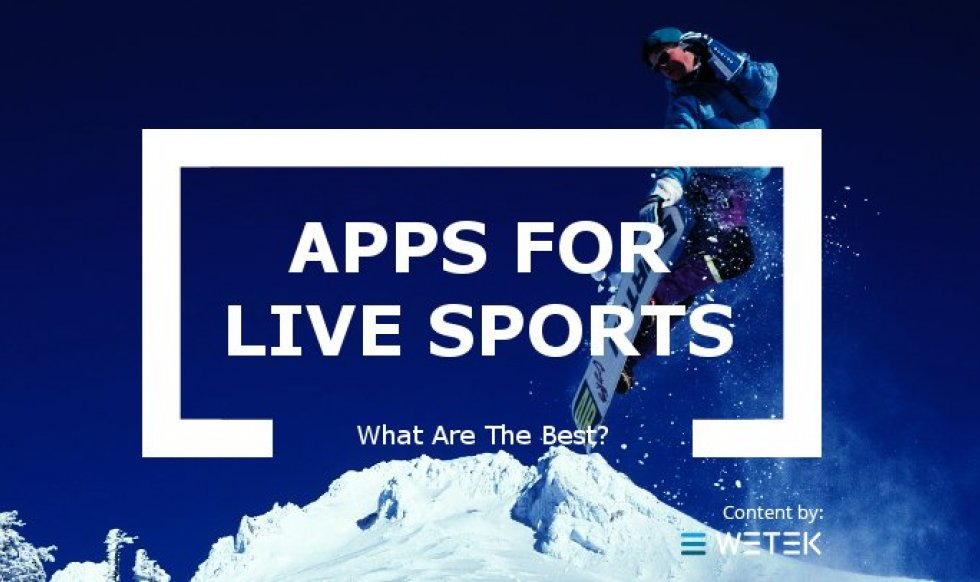 What are The Best Apps for Live Sports?