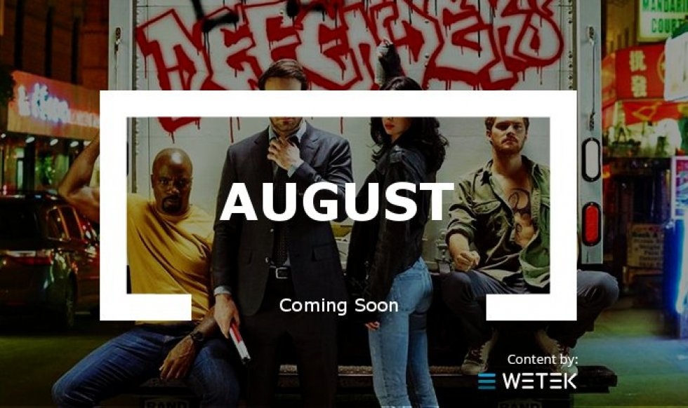 Coming Soon: August