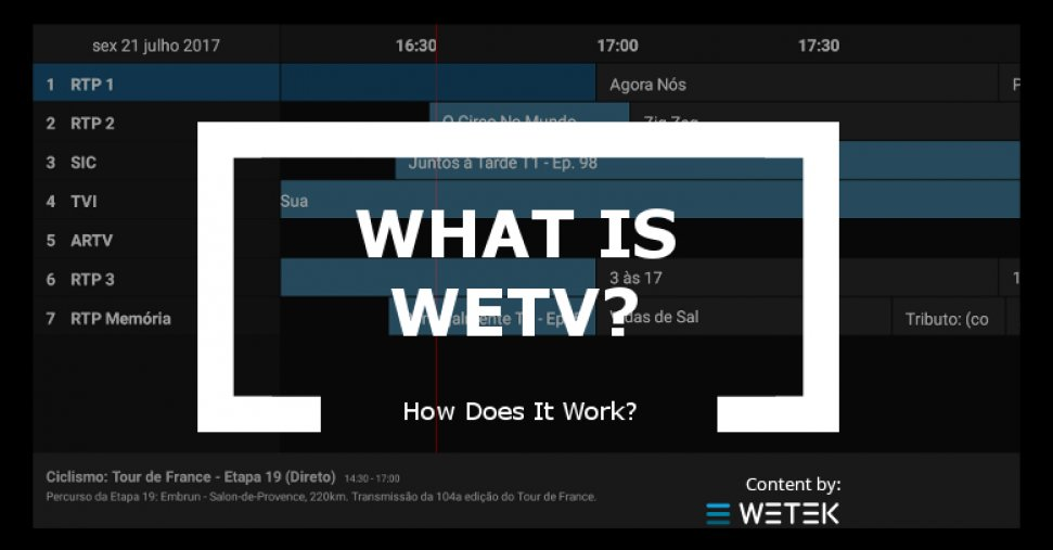 What Is WeTV and How It Works
