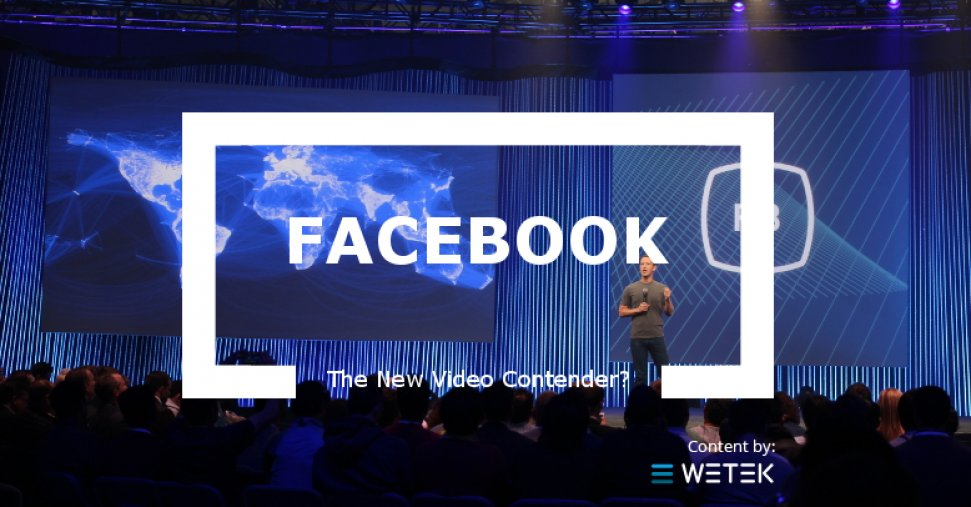 Is Facebook the new video contender?
