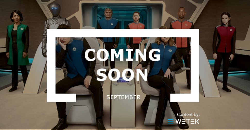 Coming Soon: September