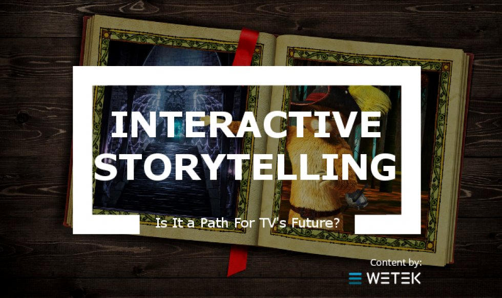 Is interactive storytelling a path for TV's future?