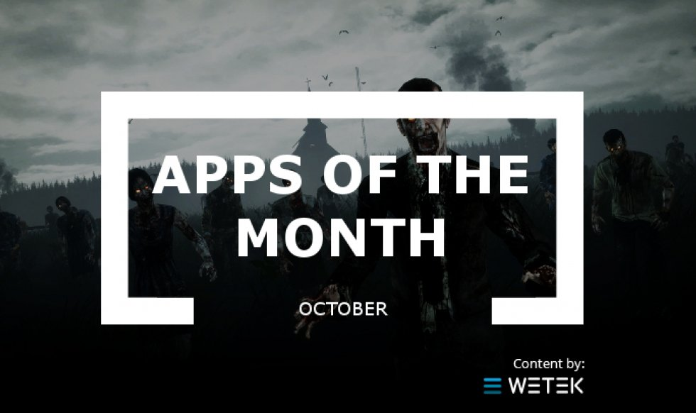 Apps of the Month: October