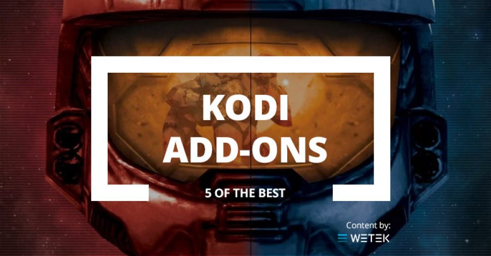 5 Of The Best Kodi Add-ons