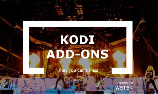 Kodi Add-ons That You Can't Miss
