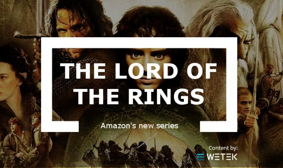 The Lord of the Rings is Amazon's new big series