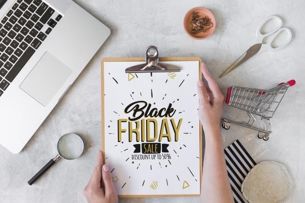 Planering Black Friday
