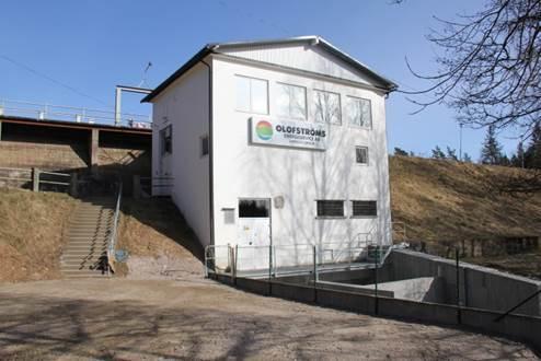Långgölsmåla kraftstation