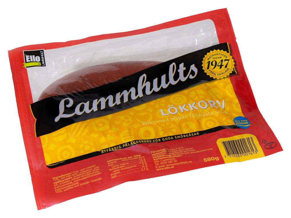 Lammhults Lökkorv
