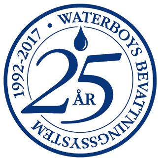 WaterBoys firar 25 år under 2017