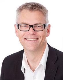 Bild på Erik Bondemark, VD för LVI.