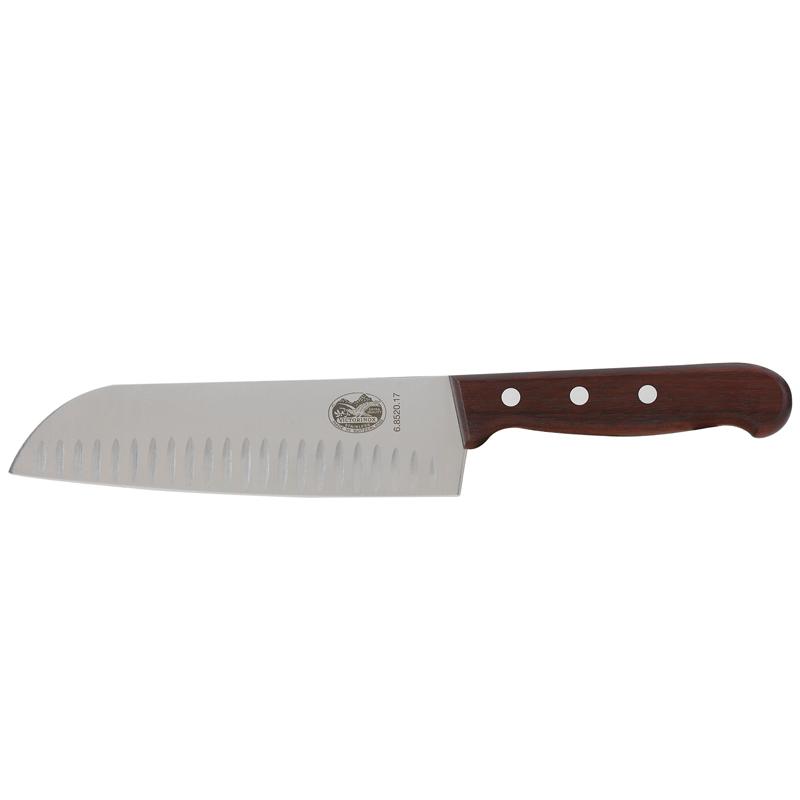 Kniv,Japansk kockkniv, blad 170 mm