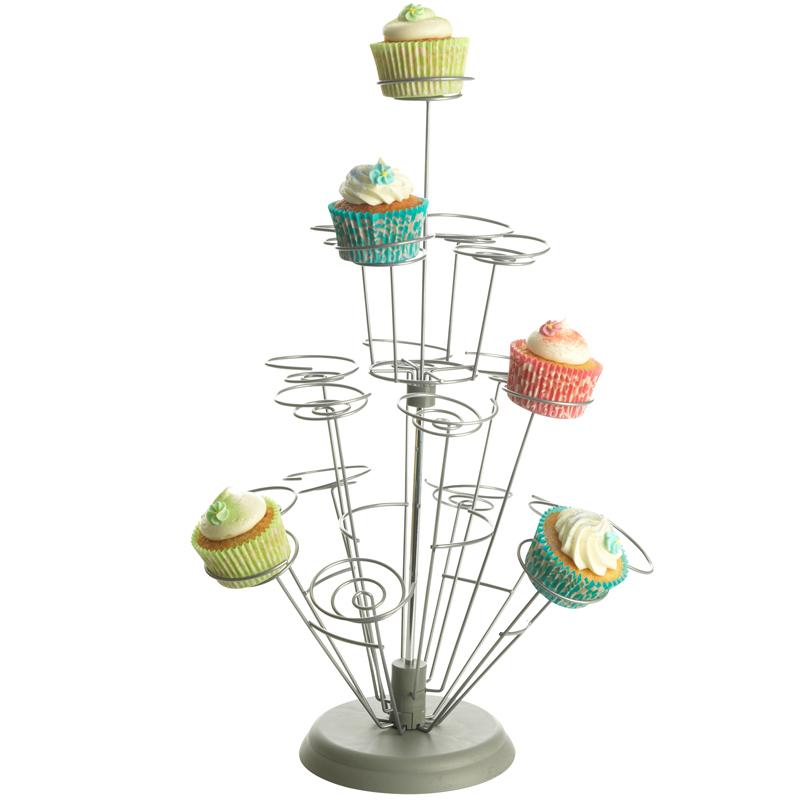 Cupcakeställ till 19 muffins