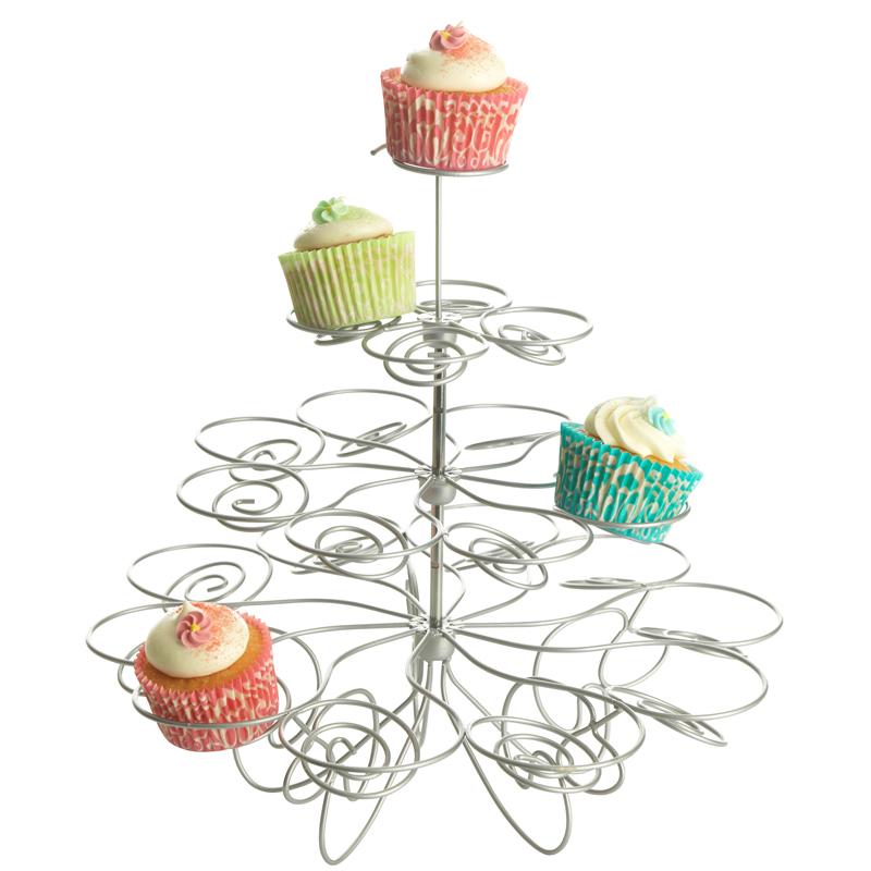 Cupcakeställ till 24 små muffins