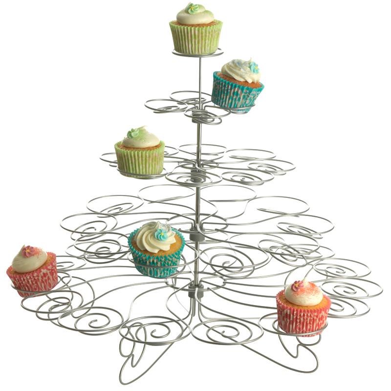 Cupcakeställ till 38 muffins
