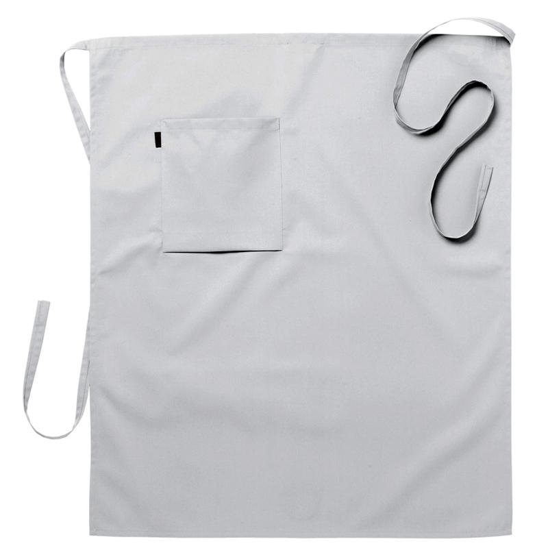 Midjeförkläde 75x85 cm vit