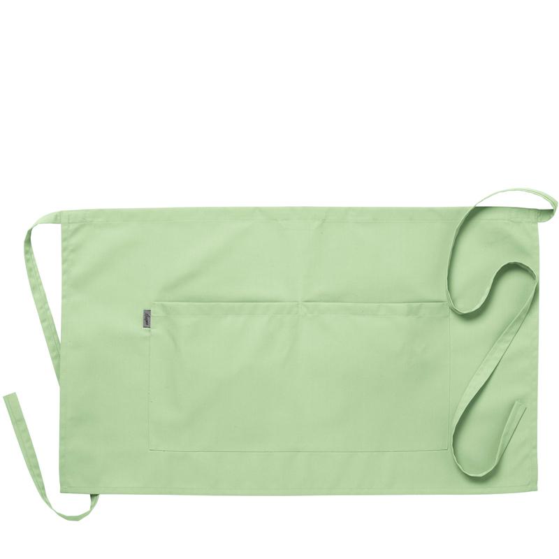 Midjeförkläde 75x43 cm äppelgrön