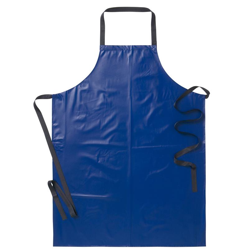 Förkläde blå galon livsmedel