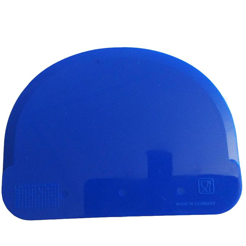 Degskrapa blå