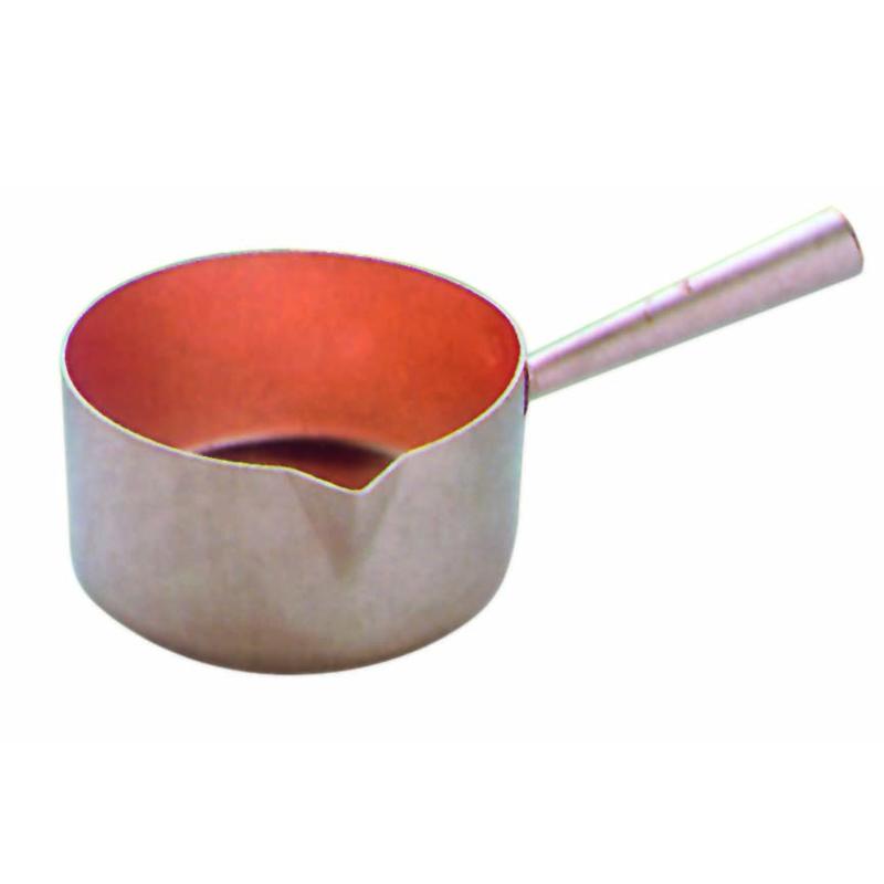 Sockerkastr. Koppar 0,8 lit