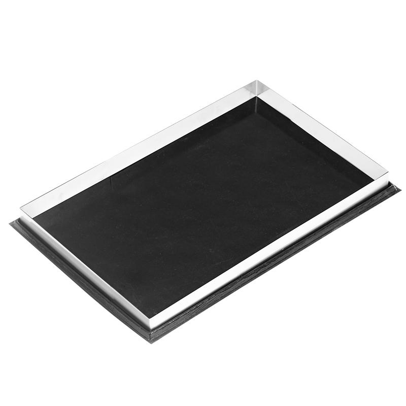 Flexipat kit 3x mattor, stålram