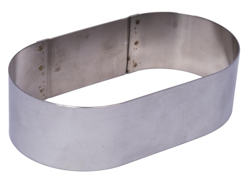 Tårtring Oval RF 160 / H 50 mm
