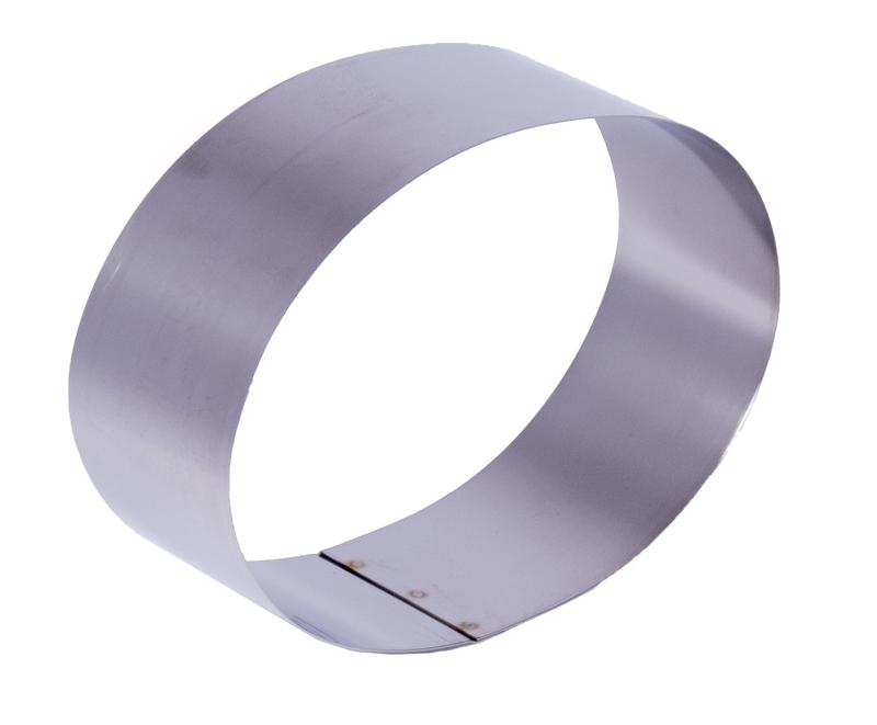 Tårtring Oval RF 155 / H 50 mm