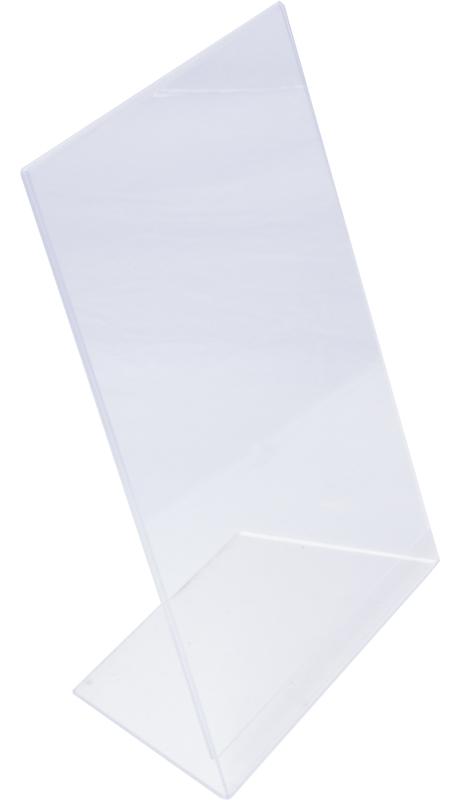 Skylthållare A4 enkel 215x100x300 mm