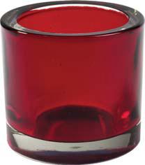 Ljushållare röd 60x65mm 2st/fp
