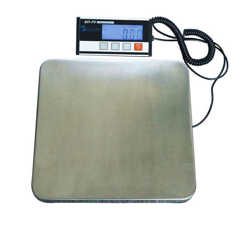 Elektronisk våg,150 kg, 50 gram delning,platta 320x300