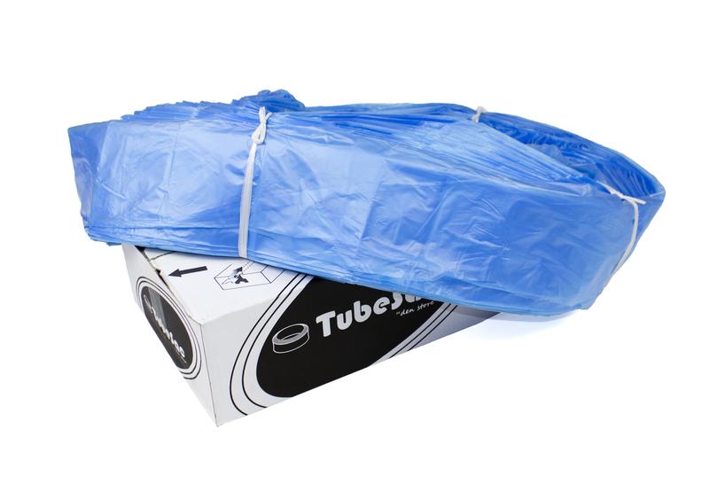 TubeSac Stor, blå, 100m