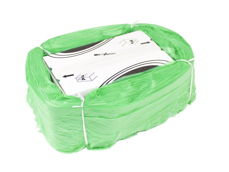 TubeSac Stor, grön, 100m