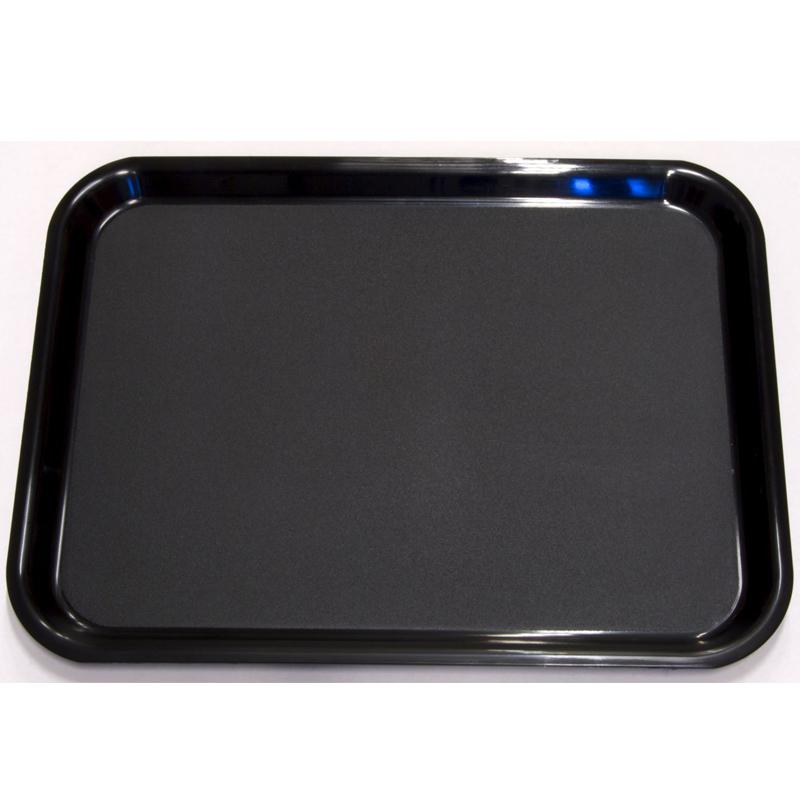 Bricka 430x330 svart